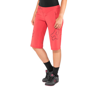 Fox Defend Baggy Shorts Dame rio red
